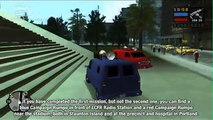 GTA Liberty City Stories - Tips & Tricks - Unique Vehicles