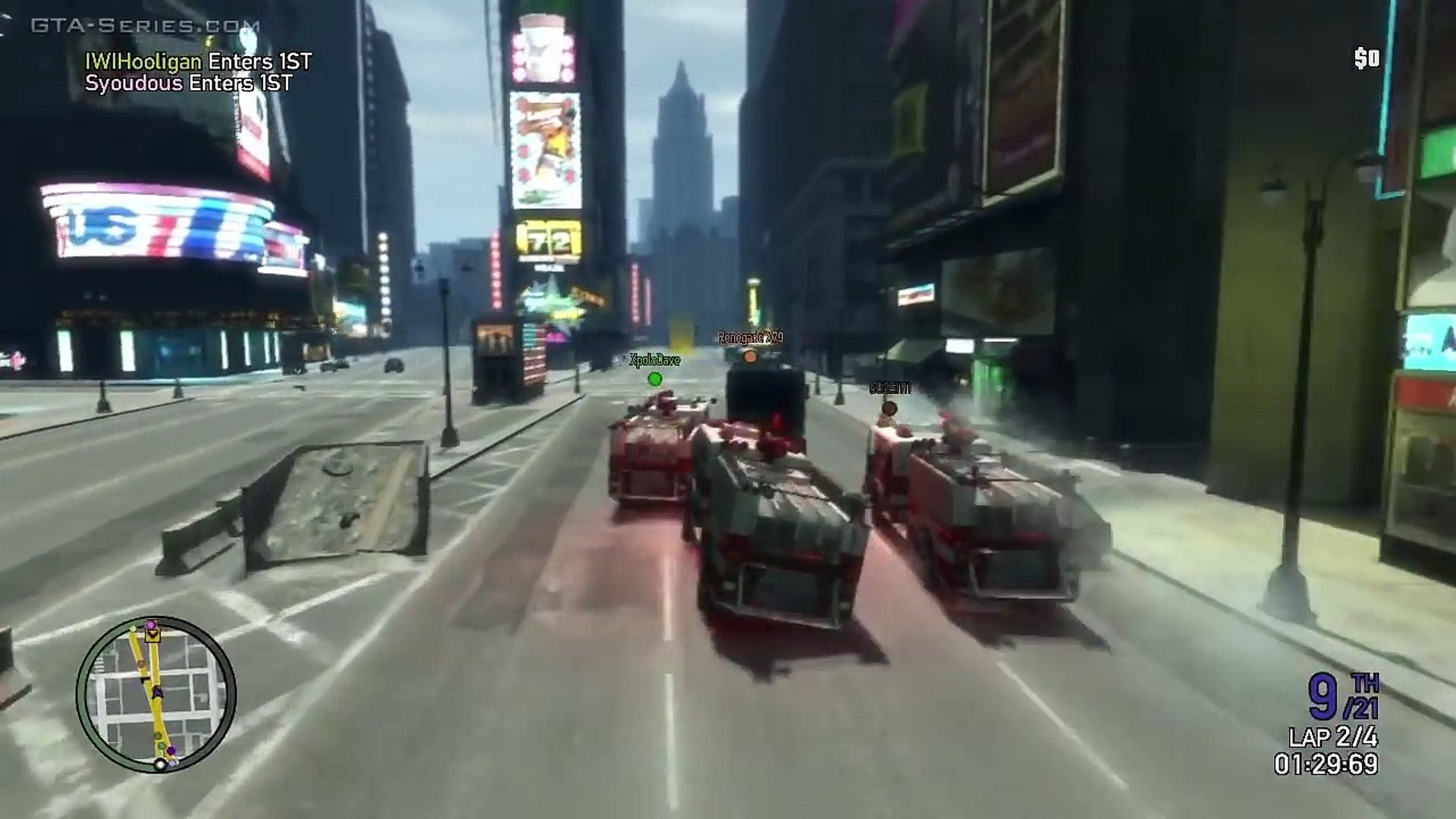 Rockstar games multiplayer event on gta iv pc december 2 2011 grand casino mille lacs entertainment