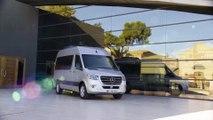 The new Mercedes-Benz Sprinter Tourer - Design