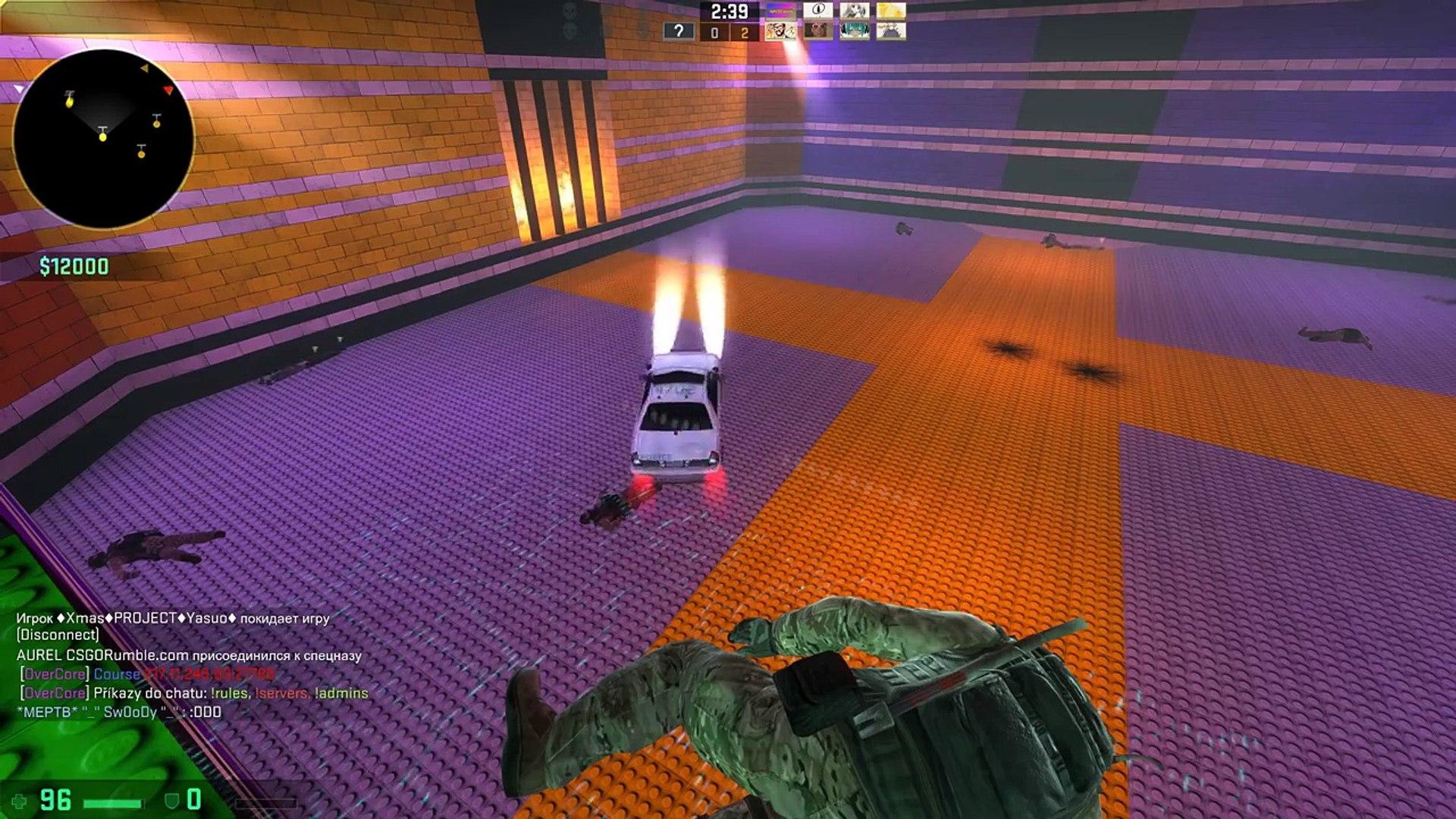 УБОЙНАЯ ТАЧКА СМЕРТИ В CS:GO! (Mini Games - Угар!)
