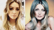 Hilary Duff Is Spitting Image of Manson Family Victim Sharon Tate