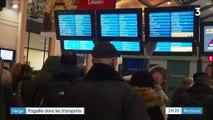 Neige : les transports paralysés en Ile-de-France
