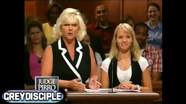 JUDGE JUDY Beauty FADES: PSYCHO GIRLFRIEND AND CRAZY MOM! PROTECT THE FAMILY JEWELS! JUDGE PIRRO