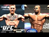Conor Mcgregor can't fight for Shit,Alistair Overeem-i am a hungrier wolf,Dominick Cruz on Garbrandt