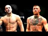 Conor Mcgregor fights Eddie Alvarez on Nov 12 at UFC 205,Eddie is a bad matchup for Conor