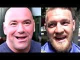 Conor McGregor's punishment reduced,Dana says Conor vs Floyd will happen then it will,TJ on Cody