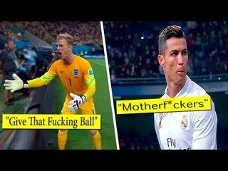 World Famous Footballers Swearing ● Neymar Jr, C.Ronaldo, Messi