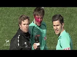 Most Disrespectful Moments in Football