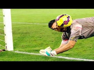 Goalkeeper Saves Without Their Hands