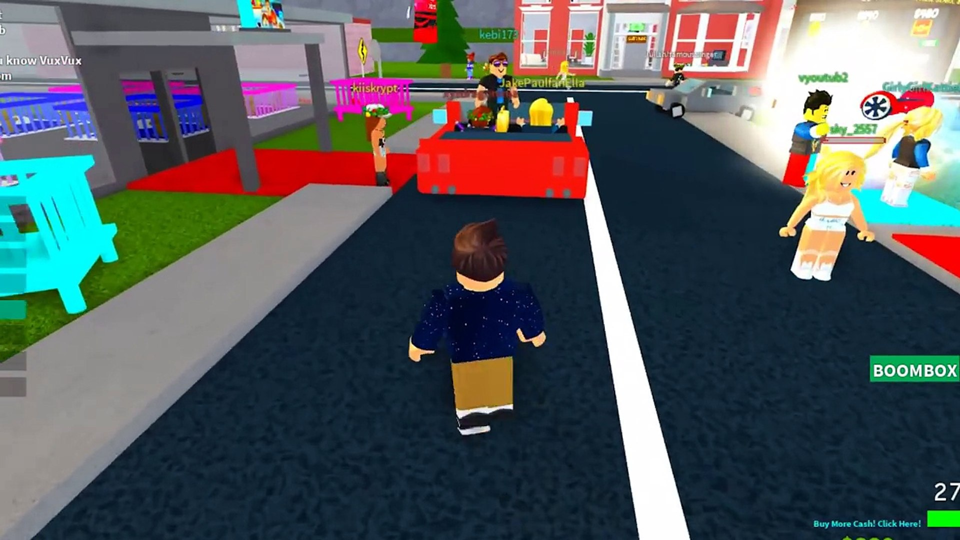 Breaking Up Online Daters With Admin Commands As A Baby In Roblox Dailymotion Video