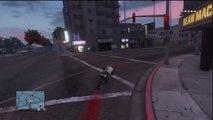 DEFI #1 : IMPOSSIBLE STUNT AVEC 5 ETOILES [GTA 5 ONLINE]