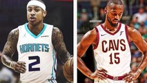 Isaiah Thomas trade for Kemba Walker after Cavaliers lose to Magic