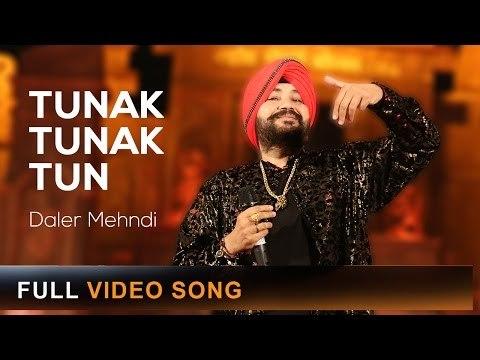 Tunak Tunak Tun | Punjabi Pop Song | Daler Mehndi | Official Music Video