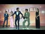 Jackie Chan, Sonu Sood Dancing on Daler Mehndi's Song 'Tunak Tunak Tun'