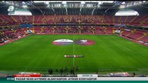 [HD] 07.02.2018 - 2017-2018 Turkish Cup Quarter Final 2nd Leg Kayserispor 2-2 Teleset Mobilya Akhisarspor