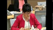 Conditions d'abattage des animaux de boucherie : M. Patrick Dehaumont, Dg de l'alimentation ; table ronde avec des syndicats d'abattoirs - Mercredi 4 mai 2016