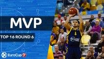 7DAYS EuroCup Top 16 Round 6 MVP: Peyton Siva, Alba Berlin