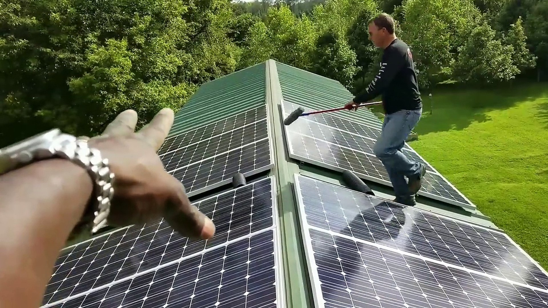 HOW TO RUNS YOUR HOME SOLAR SYSTEM WITHOUT BATTERIES - Annual Solar Power Production