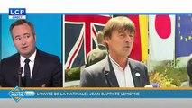 Affaire Hulot : Jean-Baptiste Lemoyne, Secrétaire d'Etat auprès du Ministre de l'Europe et des Affaires Etrangères s'est
