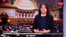 Loi étudiants : les débats se concentrent sur Parcoursup - Les matins du Sénat (08/02/2018)