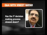 Interview: HCL Technologies' CEO, Vineet Nayar