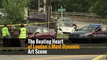 The Beating Heart of London's Most Dynamic Art Scene