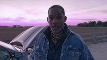 """Will Smith recrée le clip de son fils sur la musique """"Icon"""""""