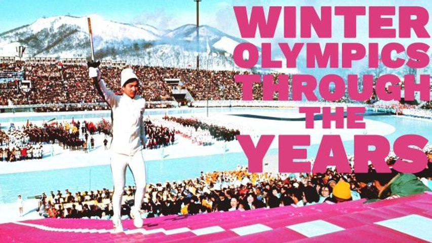 A Look Back at the Winter Olympics Opening Ceremony Through the Years