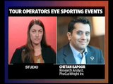 From the Newsroom: Travel agents tie up with sporting events