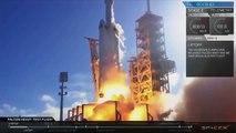 Deux lanceurs de la fusée Falcon Heavy se posent sur Terre simultanément