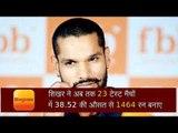 Live Hindustan Wishes Shikhar Dhawan on his 31st Birthday!!!