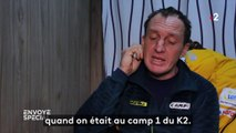 "Envoyé spécial - Elisabeth Revol : ""Sauvetage au sommet"""