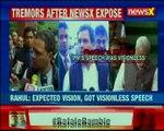 Congress continues to question Rafael deal, says PM Modi silent on Rafael
