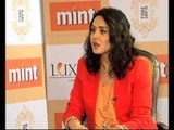 Mint Luxury Summit: Interview with Preity Zinta