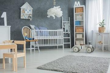 3 astuces pour décorer une chambre d'enfant à l'ancienne