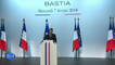 Corse : Macron affiche sa fermeté face aux revendications des nationalistes