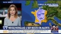 Météo France place 27 départements en vigilance orange pour un nouvel épisode neigeux