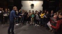 Une chorale pop à La Roche-sur-Yon