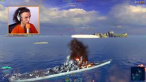 ME AND MY FRIENDS ARE WARSHIPS! (World of Warships)