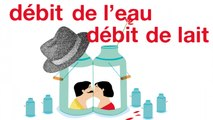 Jacques Haurogné chante Charles Trenet - Débit de l'eau, débit de lait - chansons pour enfant