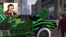 WORLD'S MOST PIMPED OUT CAR! (GTA 5 DLC)