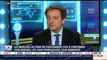 Les tendances sur les marchés: les marchés actions ne parviennent pas à confirmer leur rebond - 08/02