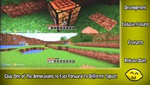 Minecraft (Xbox 360) - Release Date, Splitscreen, Avatar Awards, Cost/Price and MORE!