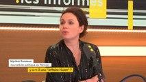 """Enquête sur Nicolas Hulot : """"En termes d'images, il y a déjà des conséquences. C'est un coup très dur"""", estime Myriam Encaoua, journaliste politique au Parisien"""