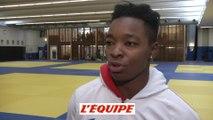 Judo - Paris Grand Slam : Tcheuméo «Une grande émotion pour moi»