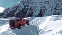 FCA Snow Training 2018: Freie Fahrt auf Eis und Schnee mit Alfa Romeo, Jeep und Fiat | Auto | Deutsch