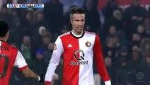 van Persie GOAL (3-0) Feyenoord vs FC Groningen HD