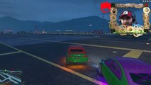 GTA 5 Teenage Mutant Ninja Turtles - TMNT EPIC PRISON BREAK & COP CHASE!! (GTA 5 Funny Moments)