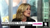 From Disney to Hulu, CFO Elaine Paul Discusses Her Career Highlights