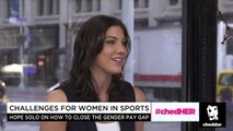 World Cup Champ Hope Solo Battles for Equal Pay
